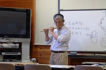 竹笛工作教室